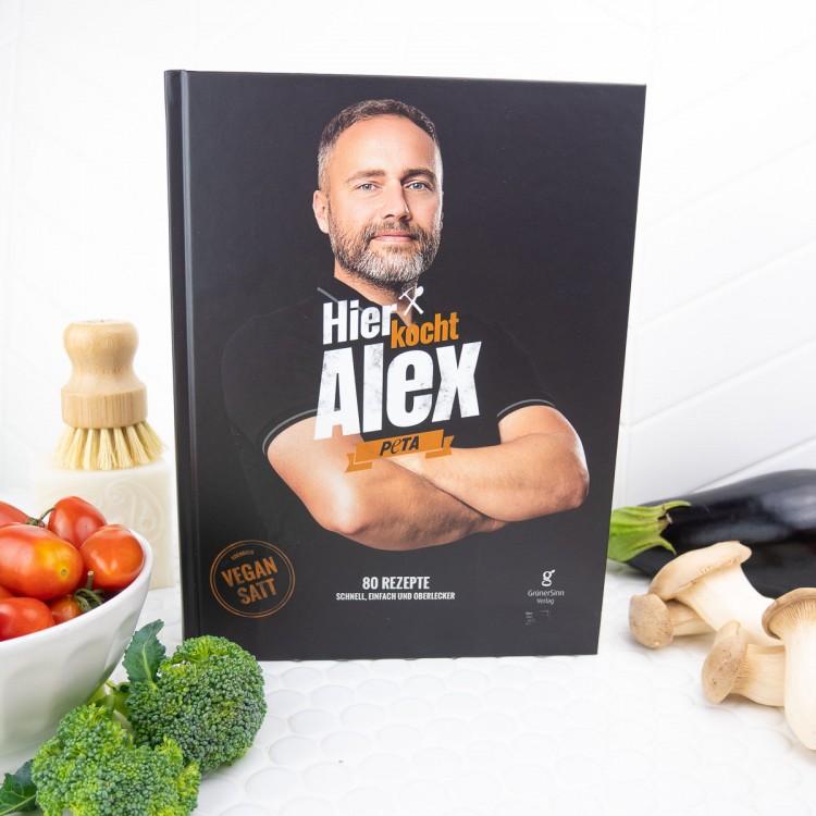 """Kochbuch """"Hier kocht Alex"""""""