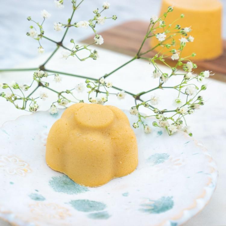 Festes Shampoo Mango Lassi Probe