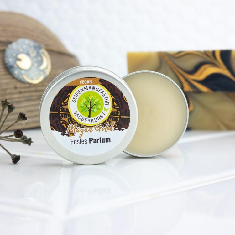 Festes Parfum Mayan Gold