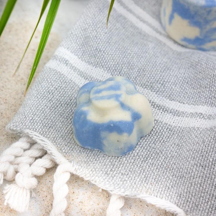 Festes Shampoo Blaue Lagune Probe