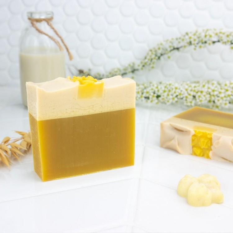 Seife Bienenliebe