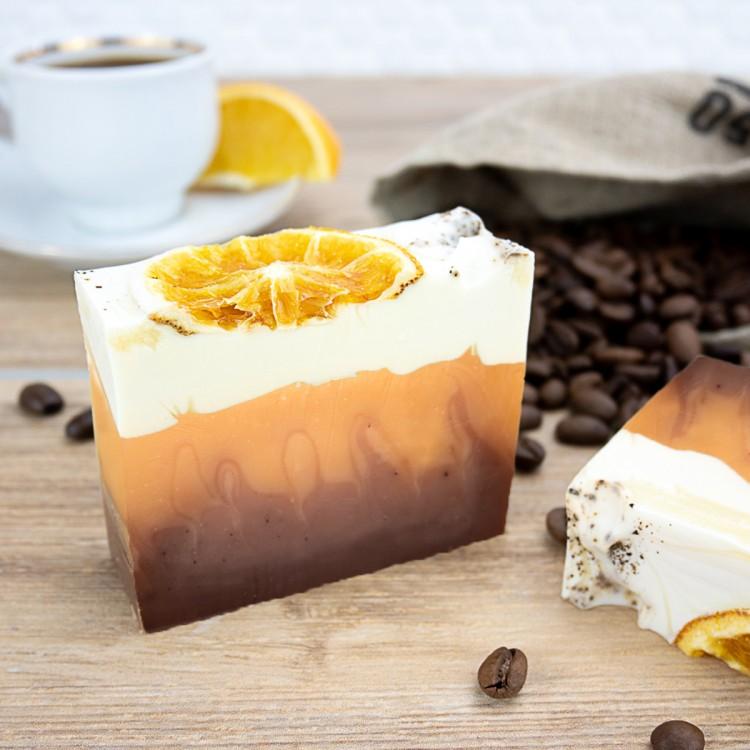 Seife Espresso Orange