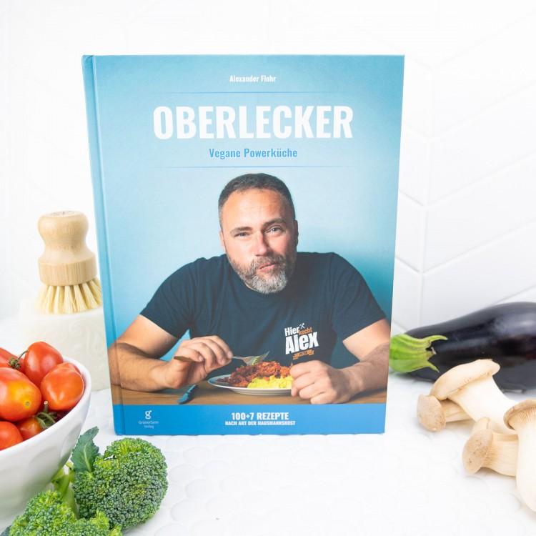 """Kochbuch """"Oberlecker"""""""